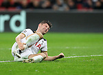 Tottenham's Ben Davies in action during the Champions League group E match at the Wembley Stadium, London. Picture date November 2nd, 2016 Pic David Klein/Sportimage
