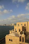 Israel, Saint Nicholas Armenian Monastery in Old Jaffa