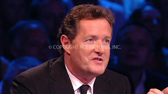 """WWW.ACEPIXS.COM . . . . .  ..... . . . . US SALES ONLY . . . . .....May 30 2009, London....Judge Piers Morgan on ITV's """"Britain's Got Talent"""" on May 30 2009 in London....Please byline: FAMOUS-ACE PICTURES... . . . .  ....Ace Pictures, Inc:  ..tel: (212) 243 8787 or (646) 769 0430..e-mail: info@acepixs.com..web: http://www.acepixs.com"""