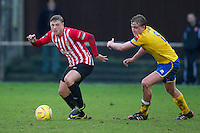 AFC Hornchurch vs Witham Town 02-01-16
