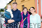 Festive season<br /> --------------------<br /> Attending the parade in Cloghane village last Sunday evening were L-R Emma, John&amp;Siobhane McKenna from Castlegregory with Mary Horgan, Brosna.