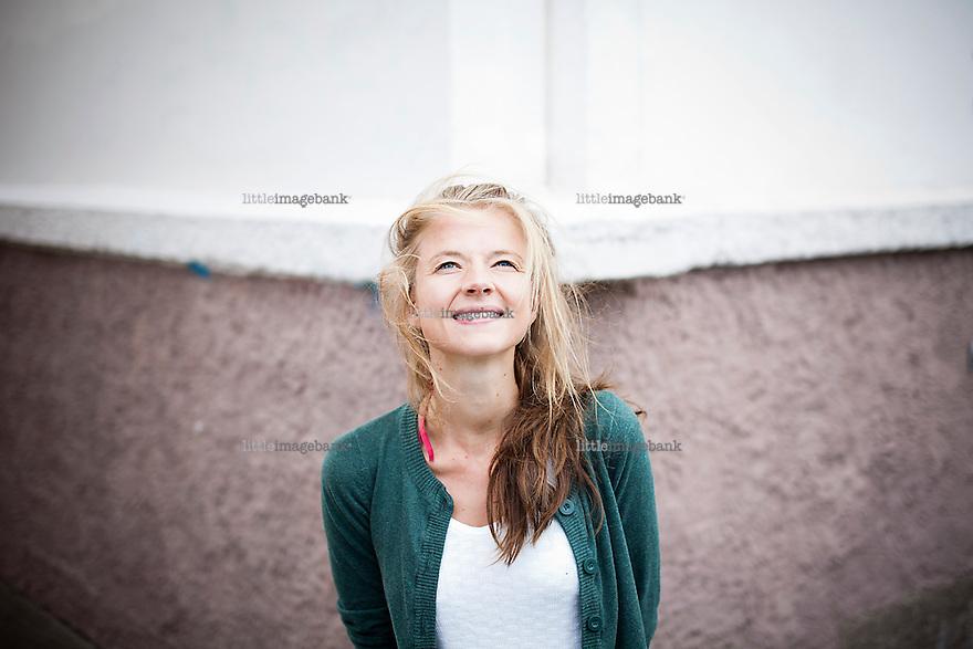 Oslo, Norge, 16.07.2012. Kaja Schjerven Mollerin. Foto: Christopher Olssøn.