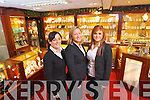 Siobhain McCarthy, Louise Nolan and Norma Young Staff of Billy Nolan Jewellers in Dominick Street Tralee Tralee