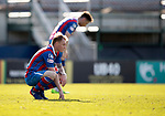 Inverness Caley v St Johnstone&hellip;08.04.17     SPFL    Tulloch Stadium<br />A gutted Carl Tremarco at full time<br />Picture by Graeme Hart.<br />Copyright Perthshire Picture Agency<br />Tel: 01738 623350  Mobile: 07990 594431