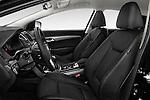 Front seat view of 2015 Hyundai I40 Premium 5 Door Wagon Front Seat  car photos