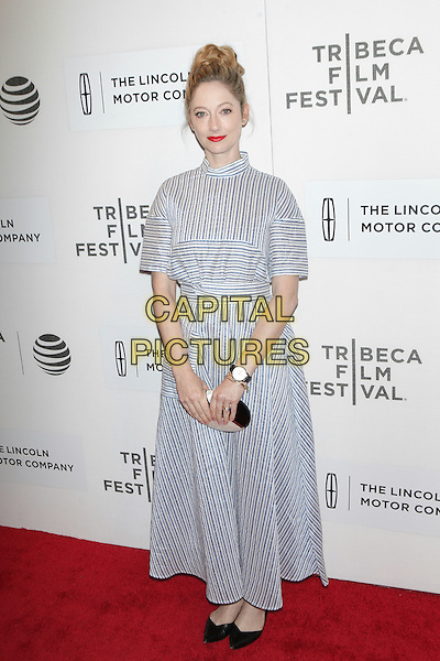 NEW YORK, NEW YORK - APRIL 15: Judy Greer at the World Premiere of 'All We Had' during the 2016 Tribeca Film Festival at BMCC Theater on April 15, 2016 in New York City. <br /> CAP/MPI99<br /> &copy;MPI99/Capital Pictures