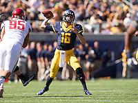 Saturday, October 5, 2013: CAL Football vs Washington State at Memorial Stadium, Berkeley, California    Washington State defeated California 44 - 22