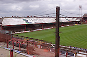 23/06/2000 Blackpool FC Bloomfield Road Ground..East stand from the home section of the Kop.....© Phill Heywood.