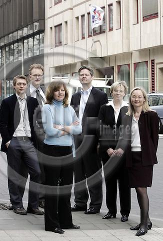 BRUSSELS - BELGIUM - 18 MARCH 2005--The Efta Financial Mecanism Office. -- PHOTO: JUHA ROININEN / EUP-IMAGES