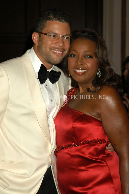 WWW.ACEPIXS.COM . . . . . ....NEW YORK, APRIL 20, 2005....Star Jones and Al Reynolds at the Breast Cancer Research Foundation's Annual Red Hot and Pink Party held at the Waldorf Astoria.....Please byline: KRISTIN CALLAHAN - ACE PICTURES.. . . . . . ..Ace Pictures, Inc:  ..Craig Ashby (212) 243-8787..e-mail: picturedesk@acepixs.com..web: http://www.acepixs.com