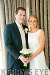 Siobhan Leahy, Knocknagoshel, daughter of Tim and Kathleen Leahy, and Dominic Roche, Knocknagoshel, son of Tom and Hannah  Roche were married at St. Mary's Church, Knocknagashel, by Fr. Con Mangan on Saturday 30th April 2016 with a reception at The Rose Hotel, Tralee