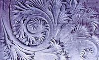 Louis Sullivan:  Carson, Pirie Scott, Chicago, 1899-04.  Detail of cast-iron ornamentation.