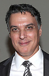 Backstage Robert Cuccioli  after performing in 'A New Life' at The Town Hall on October 13, 2012 in New York City.
