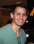 Benj Pasek attends the Meet & Greet for 'A Christmas Story, The Musical' at the New 42nd Street Studios on 10/22/2012 in New York City.