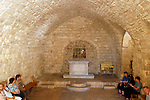 Israel, the Lower Galilee. The Synagogue Church in Nazareth