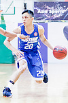 Ng Chung Tsun #20 of Eastern Long Lions handles the ball against the Fukien during the Hong Kong Basketball League game between Fukien and Eastern Long Lions at Southorn Stadium on June 19, 2018 in Hong Kong. Photo by Yu Chun Christopher Wong / Power Sport Images