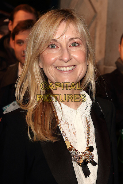 LONDON, ENGLAND - Fiona Phillips at 'People, Places and Things' - VIP opening night at Wyndhams Theatre, London on March 23rd 2016<br /> CAP/ROS<br /> &copy;Steve Ross/Capital Pictures