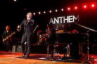 SAO PAULO, SP 21 JULHO 2013 - SHOW HANSON - A banda Hanson se apresentou na noite de hoje, 21, no Credicard Hall em São Paulo. O show faz parte do terceiro da Turnê Anthem, lançado recentemente na Arentina. FOTO: PAULO FISCHER/BRAZIL PHOTO PRESS