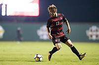 Stanford, CA:  Stanford Men's Soccer versus Washington at Cagan Stadium.