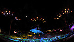 . Opening Ceremony. XXI Commonwealth games. Carrara Stadium. Gold Coast 2018. Queensland. Australia. 04/04/2018. ~ MANDATORY CREDIT Garry Bowden/SIPPA - NO UNAUTHORISED USE - +44 7837 394578