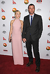 LOS ANGELES, CA - JANUARY 12: Naomi Watts and Liev Schreiber attend the 2013 G'Day USA Black Tie Gala at JW Marriott Los Angeles at L.A. LIVE on January 12, 2013 in Los Angeles, California.