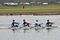 395 Cardiff City SEN.4x‐..Marlow Regatta Committee Thames Valley Trial Head. 1900m at Dorney Lake/Eton College Rowing Centre, Dorney, Buckinghamshire. Sunday 29 January 2012. Run over three divisions.