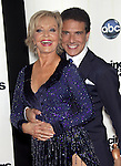 "Florence Henderson and Corky Ballas   at Dancing with the Stars ""Season 11 Premiere"" at CBS on September 20, 2010 in Los Angeles, California on September 20,2010                                                                               © 2010 Hollywood Press Agency"