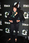 Priscilla Lopez  attending the 10th Anniversary Celebration Party for 'Wicked'  at the Edison Ballroom on October 30, 2013  in New York City.