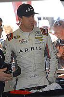 13-21 February, 2016, Daytona Beach, Florida USA<br /> Carl Edwards, Arris Toyota Camry<br /> ©2016, F. Peirce Williams