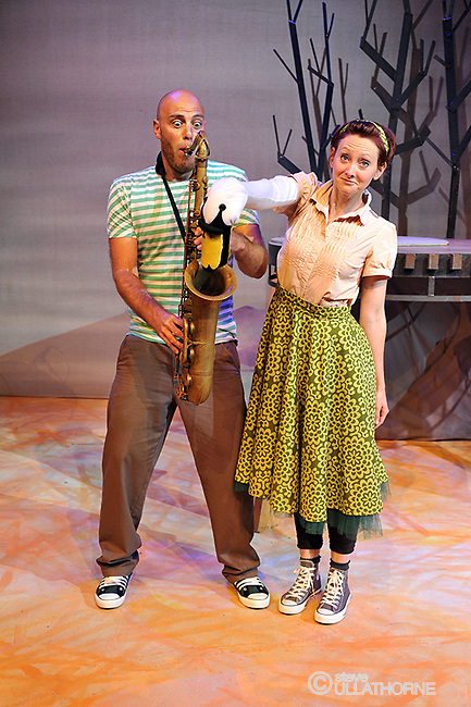 Stickman, Watford Palace Theatre and Tour