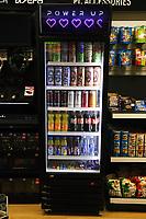 The food and beverage display