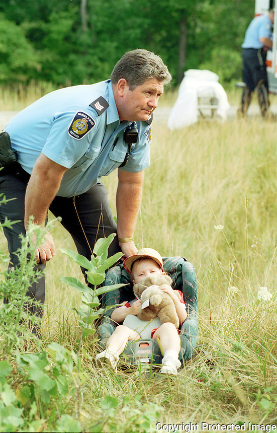 Winner 1996 Canadian Police Chief's Association photography award