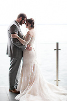 First Look & Wedding Party Portraits