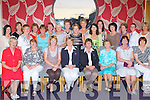 PRESIDENT DAY: The Lady member's of Ardfert Golf Cub who had their Lady President Day at the Sackville course, Ardfert and enjoyed the President Dinner and prize giving ceremony at the Ballyroe Heights hotel on Saturday.