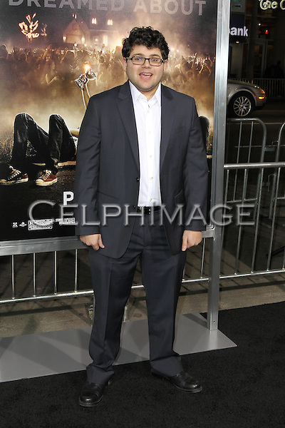 """JONATHAN DANIEL BROWN. Los Angeles Premiere of Warner Brothers Pictures' """"Project X,"""" at Grauman's Chinese Theatre. Hollywood, CA USA. February 29, 2011.©CelphImage"""