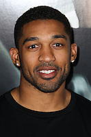 """WESTWOOD, CA, USA - FEBRUARY 24: Orlando Scandrick at the World Premiere Of Universal Pictures And Studiocanal's """"Non-Stop"""" held at Regency Village Theatre on February 24, 2014 in Westwood, Los Angeles, California, United States. (Photo by Xavier Collin/Celebrity Monitor)"""