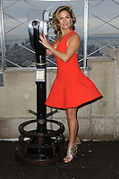www.acepixs.com<br /> <br /> January 10 2017, New York City<br /> <br /> Celebrity chef Cat Cora made an appearance at the Empire State Building on January 10 2017 in New York City<br /> <br /> By Line: Kristin Callahan/ACE Pictures<br /> <br /> <br /> ACE Pictures Inc<br /> Tel: 6467670430<br /> Email: info@acepixs.com<br /> www.acepixs.com