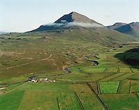 Vallholt og Brattavellir, Árskógshreppur /.Vallholt and Brattavellir, Arskogshreppur.