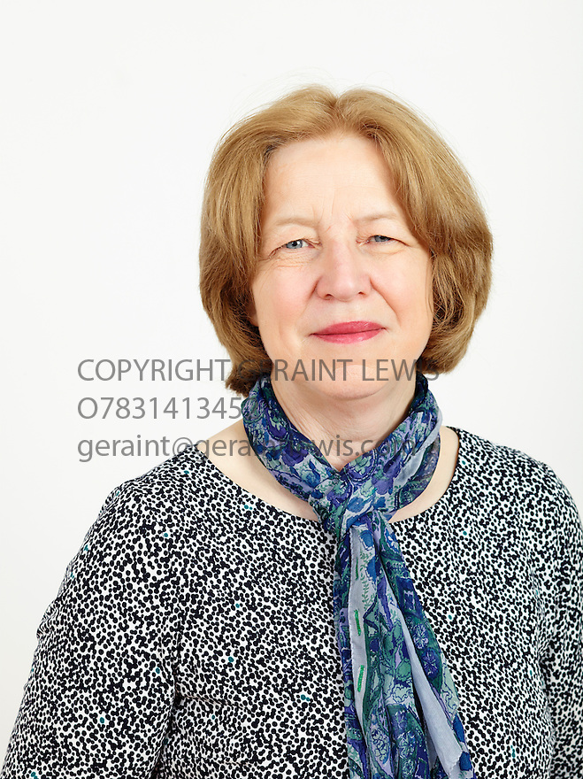 Ursula Buchan, gardening writer for Newspapers and author of 15 books . CREDIT Geraint Lewis