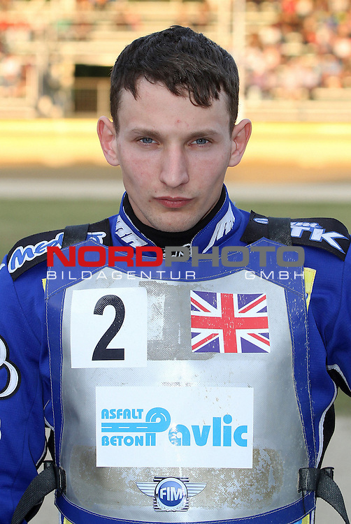 21.06.2014., Donji Kraljevec, Croatia - FIM Speedway Grand Prix Qualifications Race Off.<br /> im Bild craig cook<br /> Photo: Vjeran Zganec Rogulja/PIXSELL