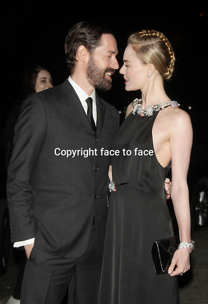 NEW YORK, NY - OCTOBER 28: Kate Bosworth and Michael Polish at the Premiere of Ketchup Entertainment's 'BIG SUR' at the Sunshine Landmark Theater in New York. October 28, 2013. <br />