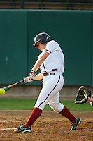 6 March 2008: Stanford Cardinal Rosey Neill during Stanford's 2-1 win against the Campbell Fighting Camels at the Boyd & Jill Smith Family Stadium in Stanford, CA.