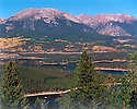 BUFFALO MOUNTAIN AND LAKE DILLON<br /> SUMMIT COUNTY, COLORADO