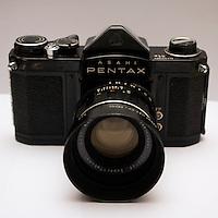 Black Pentax S1a