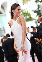 Izabel Goulart attends ''The Search' 1ere - 67th Annual Cannes Film Festival - France
