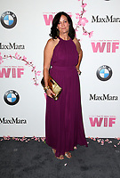 BEVERLY HILLS, CA June 13- Jane Fleming, at Women In Film 2017 Crystal + Lucy Awards presented by Max Mara and BMWGayle Nachlis at The Beverly Hilton Hotel, California on June 13, 2017. Credit: Faye Sadou/MediaPunch