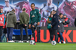 15.02.2020, Red Bull Arena, Leipzig, GER, 1.FBL, RB Leibzig vs SV Werder Bremen<br /> <br /> DFL REGULATIONS PROHIBIT ANY USE OF PHOTOGRAPHS AS IMAGE SEQUENCES AND/OR QUASI-VIDEO.<br /> <br /> im Bild / picture shows<br /> <br /> Theodor Gebre Selassie (Werder Bremen #23)<br /> <br /> Foto © nordphoto / Kokenge
