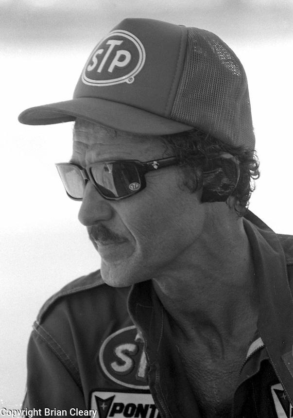 Richard Petty after Pepsi Firecracker 400 Daytona International Speedway Daytona Beach FL July 1987 (Photo by Brian Cleary/www.bcpix.com)