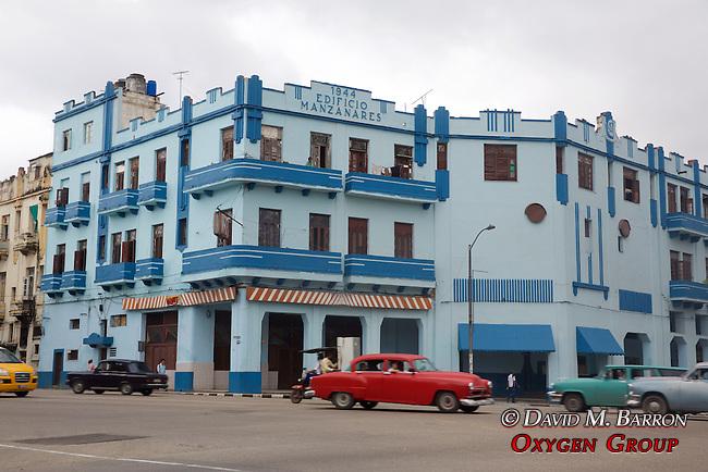 Manzanares Building