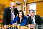 Proud moment for Danny Healy-Rae as daughter Maura Healy-Rae joins son Cllr Johnny Healy-Rae in the Chamber on Monday